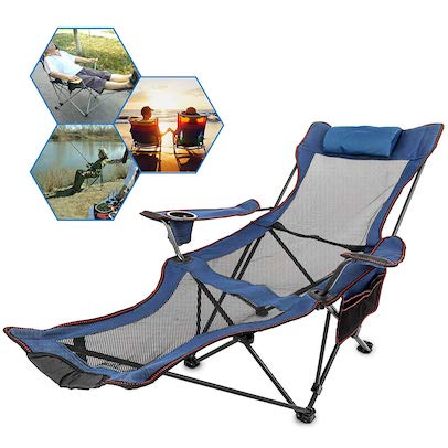 Outstanding Best Reclining Camping Chairs Review Buying Guide 2019 Theyellowbook Wood Chair Design Ideas Theyellowbookinfo