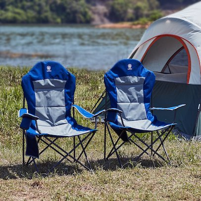 Tremendous Best Camping Chair For Bad Back Review Buying Guide 2019 Squirreltailoven Fun Painted Chair Ideas Images Squirreltailovenorg