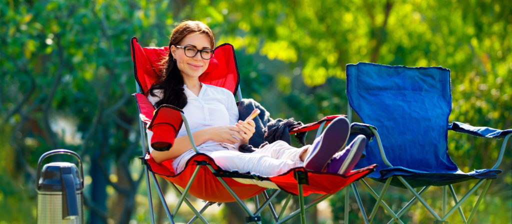 best reclining camping chairs