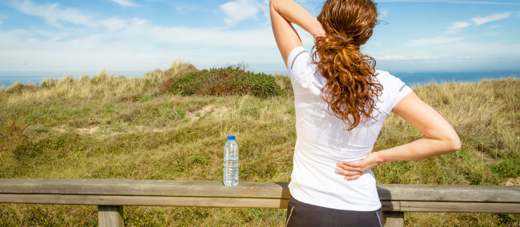 Camping with back pain can be really painful without proper preparation and mindful actions.