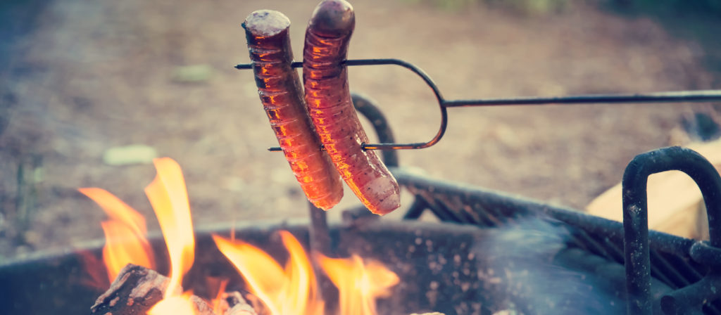 Sausages are simple to cook but deliver in terms of taste!
