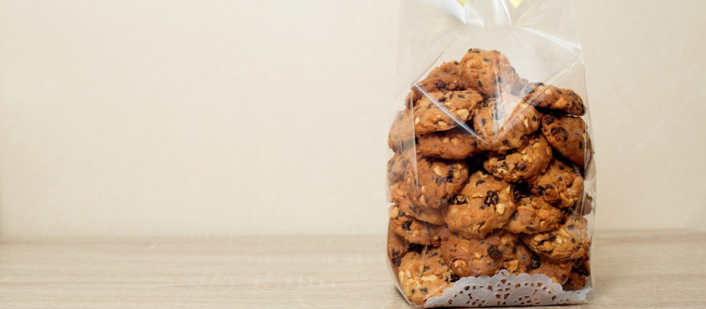 Small cookies are portable and delicious all at once.