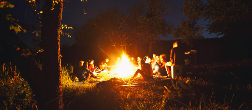 Gather around all your friends and family for some of the greatest campfire stories.