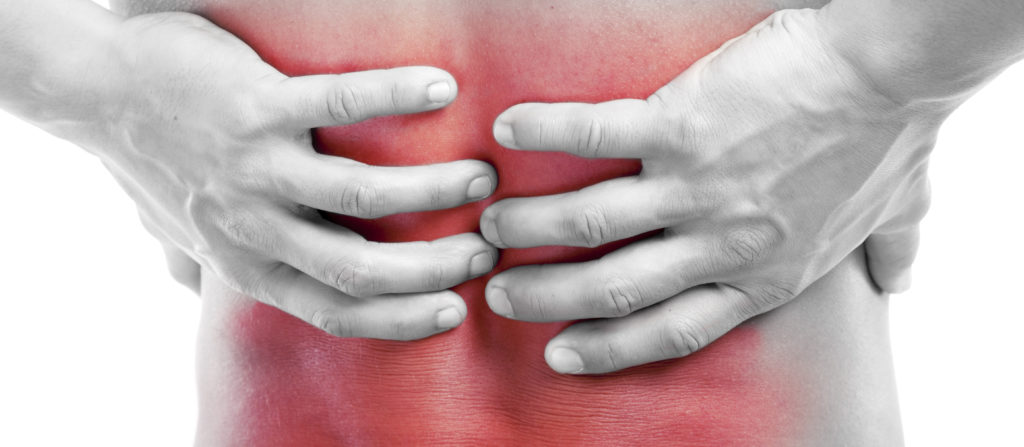Back pain strikes anywhere at anytime. Ease the pain by simply drinking lots of water!