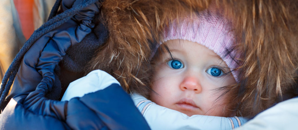 Camping sleeping bags for babies offer safety and security for infants.