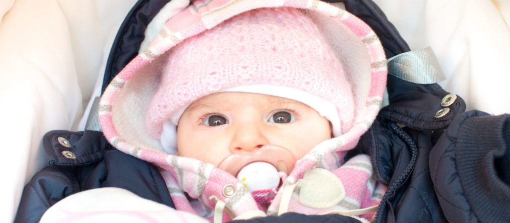 Some of the best sleeping bags for babies are versatile and can even fit in a stroller!