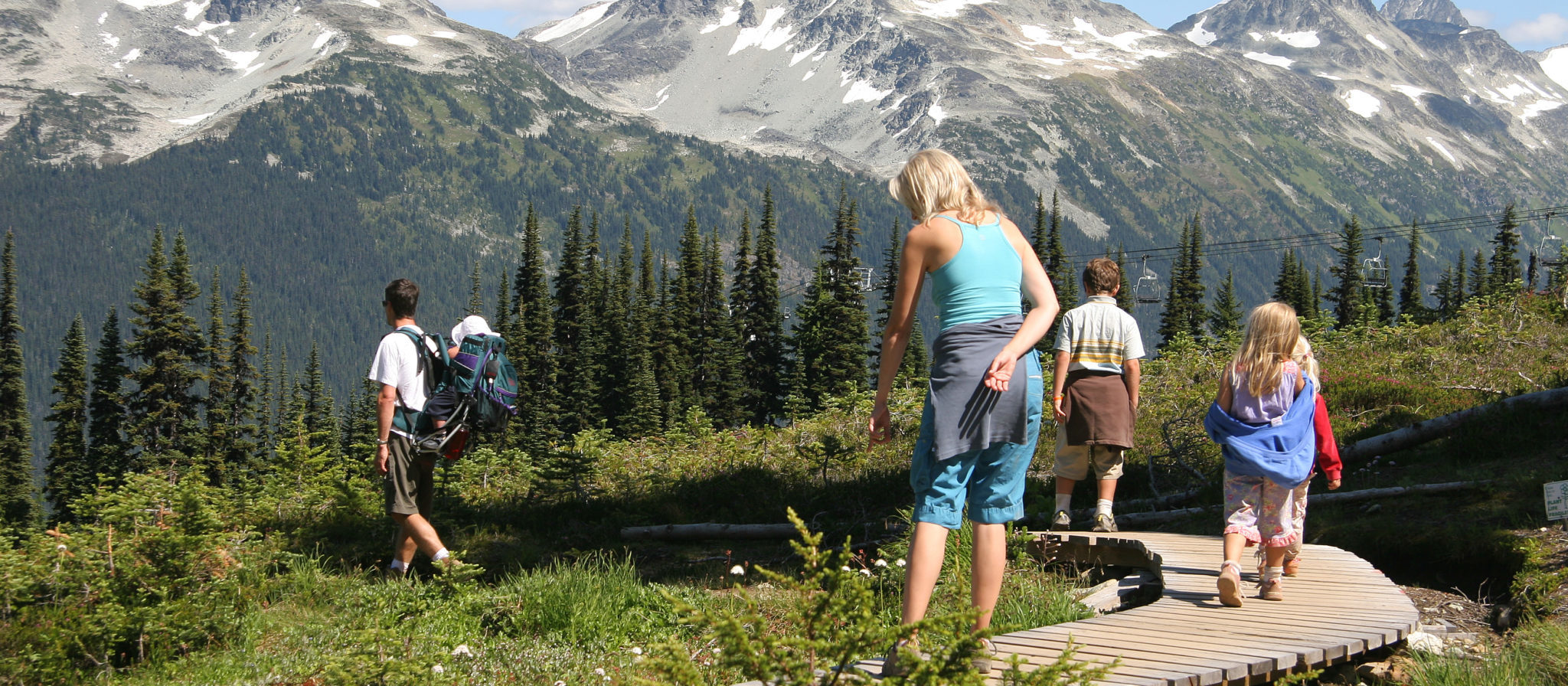 With the right gear and preparation, the whole family can enjoy an adventure in the great outdoors.