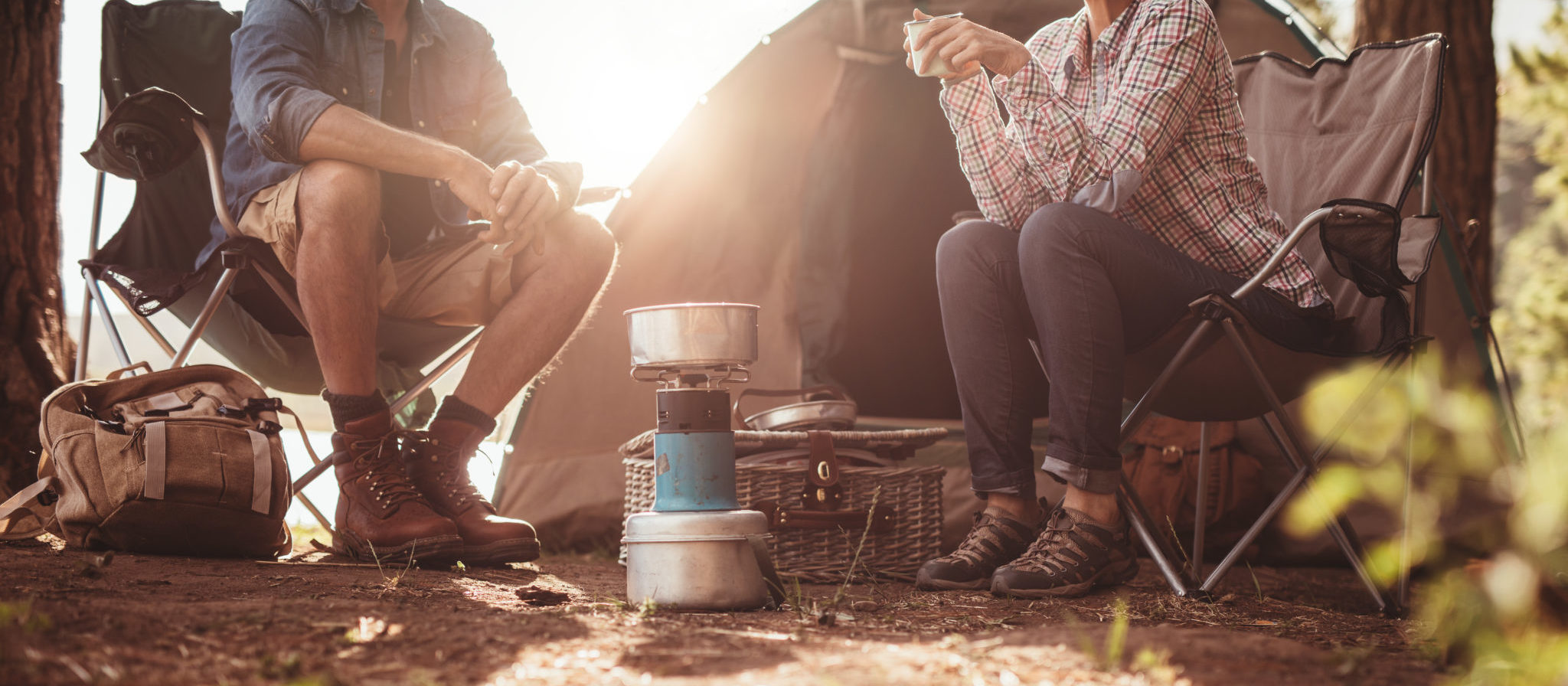 Start planning your next camping trip now, whether you decide to go with a loved one, friends, or the entire family.
