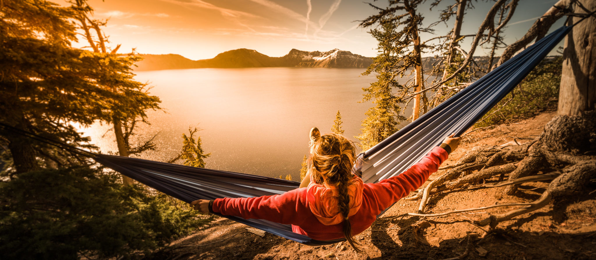 There is no better way to enjoy a trip to the outdoors better than resting on a hammock.