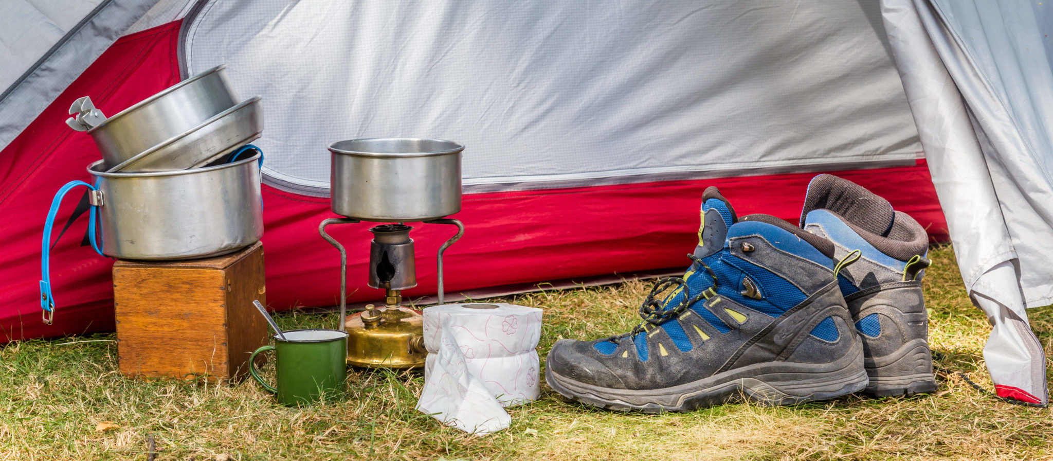 Make sure to bring along the essentials anytime you head out in the wilderness, and that includes toilet paper!