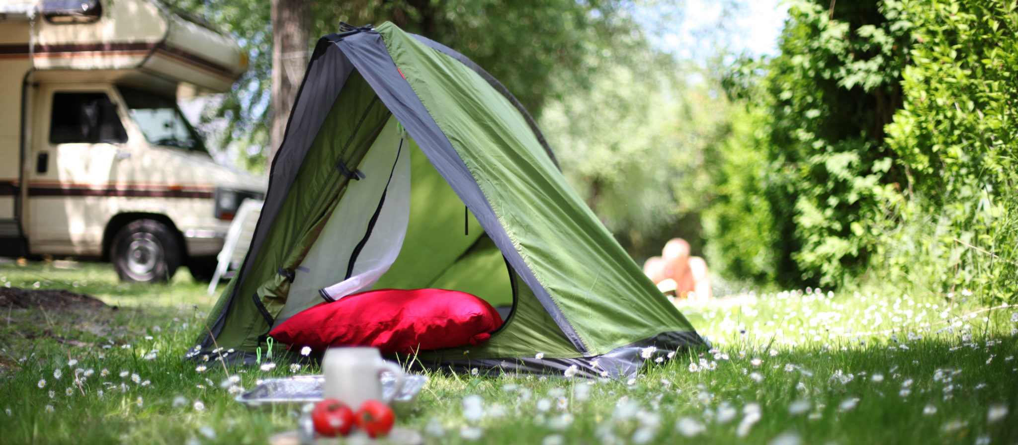 Take stock of everything you know you will need for your camping trip. There is nothing worse than arriving to your destination only to realize you missed something important!