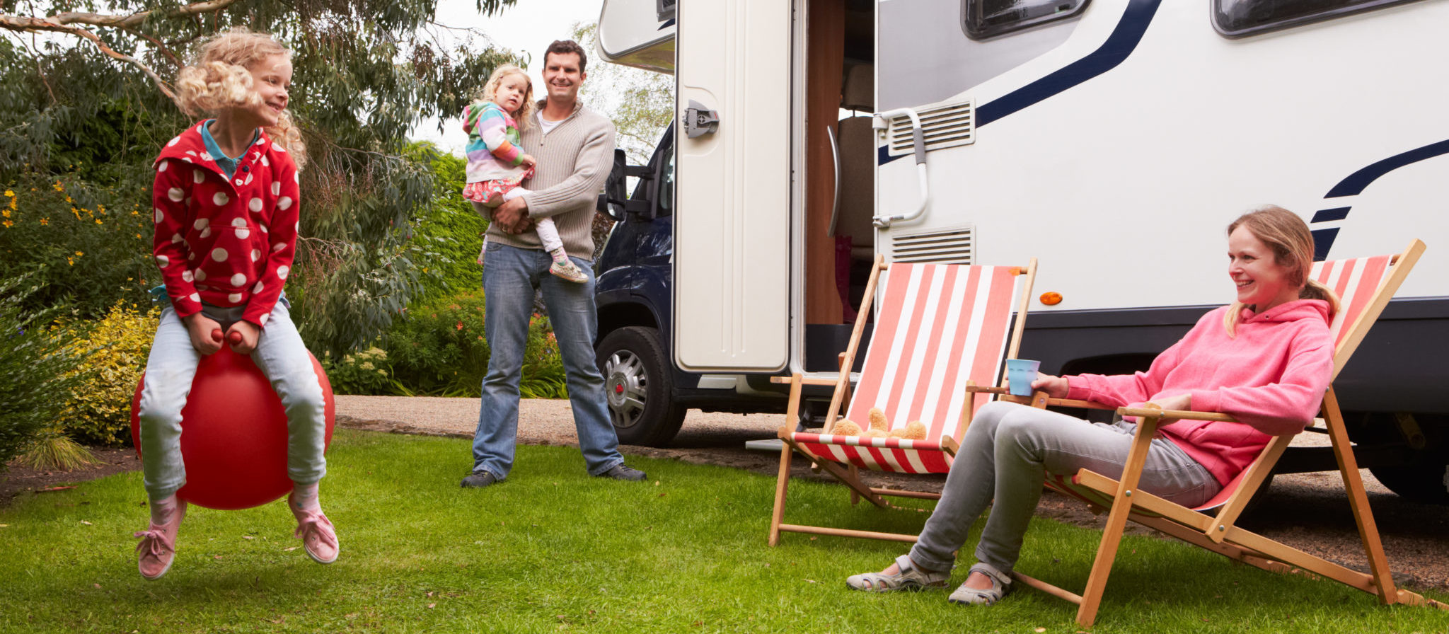 Family camping trips are so often a wonderful bonding experience, fun for people of all ages.