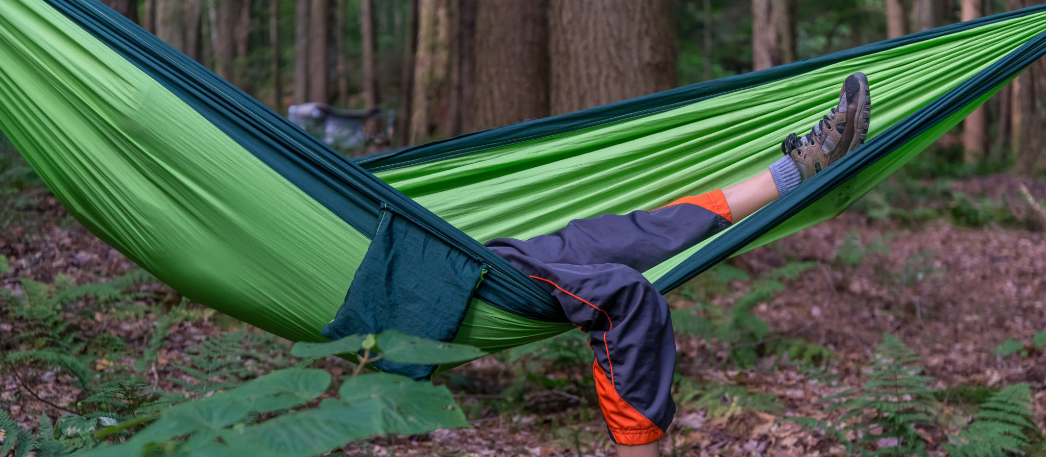 Can you think of any better way to relax and experience the joy and calmness of being outdoors?