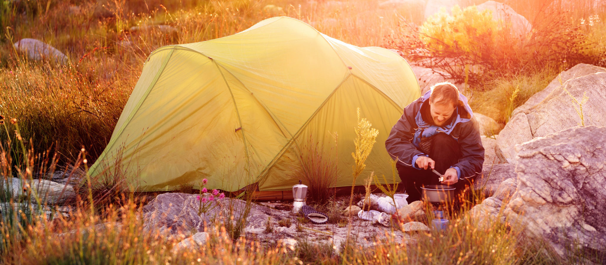 If you are serious about making the move to life in a tent, you will need to carefully consider where you wish to live.