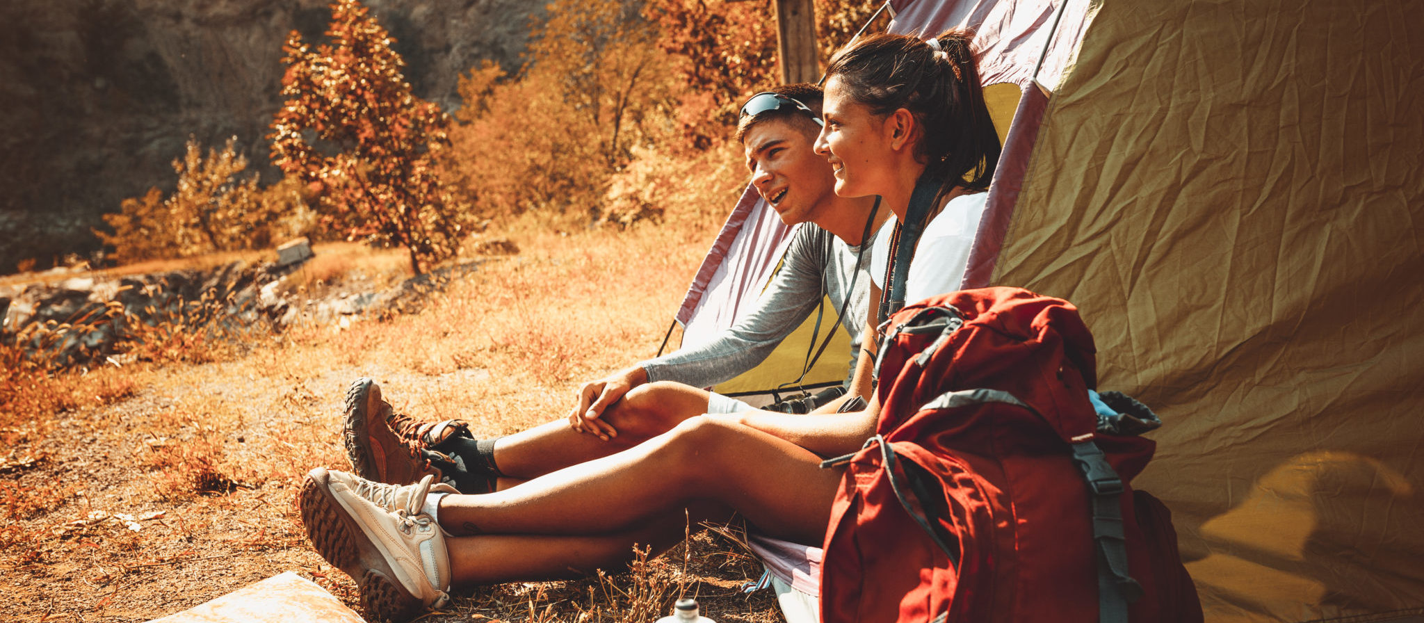 If there's something you love, such as recreational camping, you should never be forced to give it up due to something as treatable as back pain.