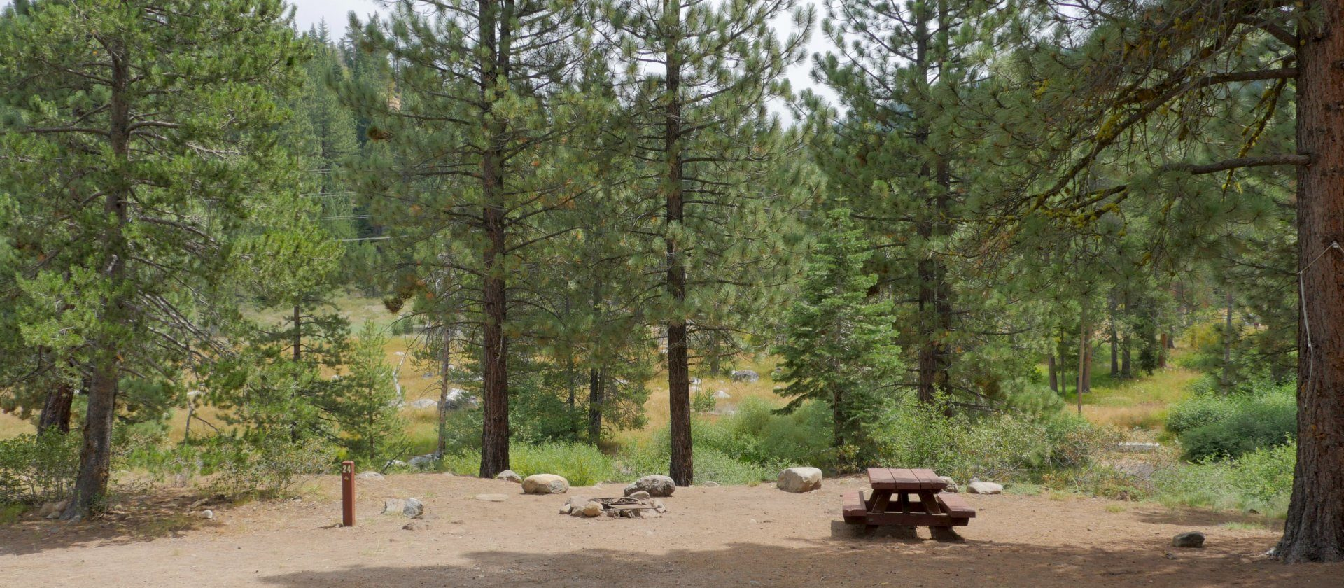 If privacy is important to you, be sure to book one of the more secluded sites available in Silver Creek.
