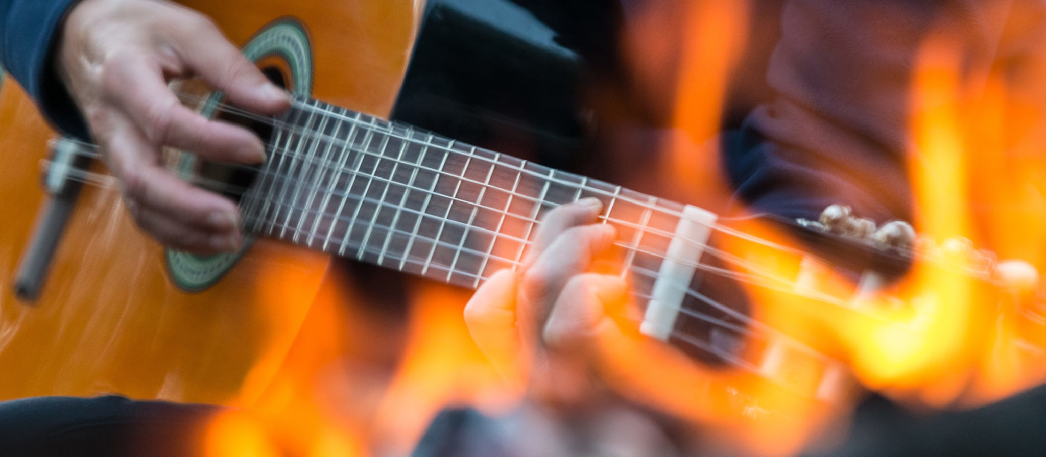 Without folk musicians such as Woody Guthrie, our campfire singing tradition would be quite a different style.