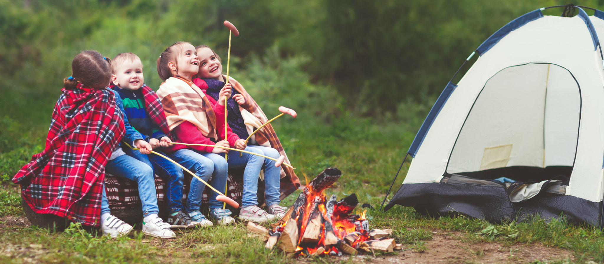 Campfire memories can last a lifetime, so why not try to make it as good of a memory as possible with the addition of some campfire songs for kids?