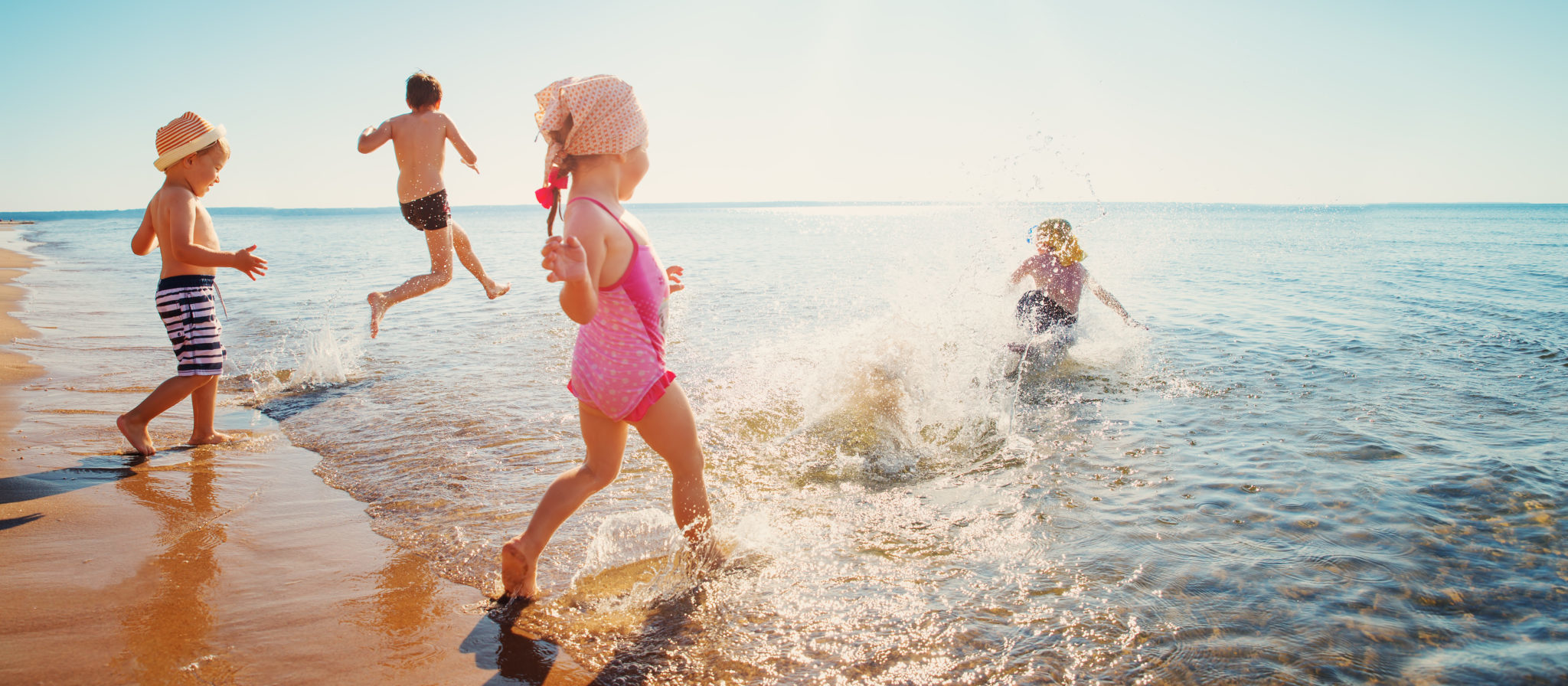 There are few environments that bring joy to people of all different ages quite the same way that a beach does, no matter if it is a lake or ocean.