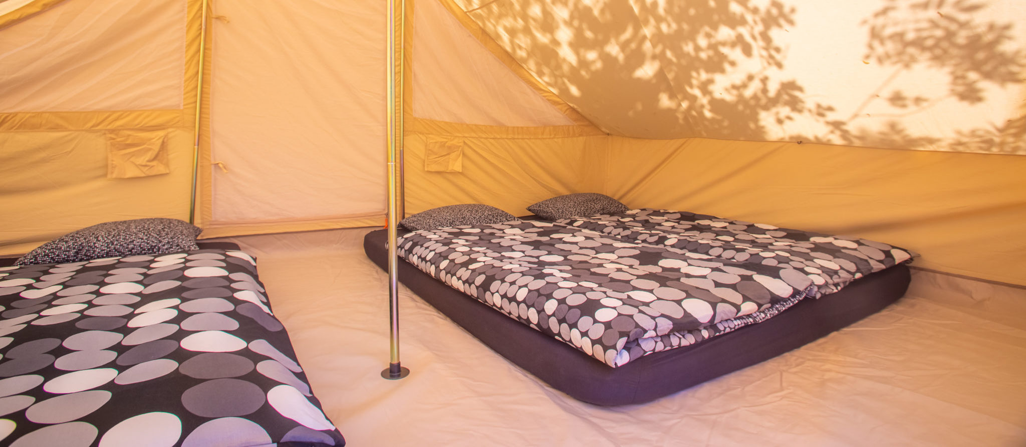 """With """"glamping,"""" you can go camping as extravagantly as you could possibly think of. Then again, is it really camping if you are not roughing it at least a little bit?"""