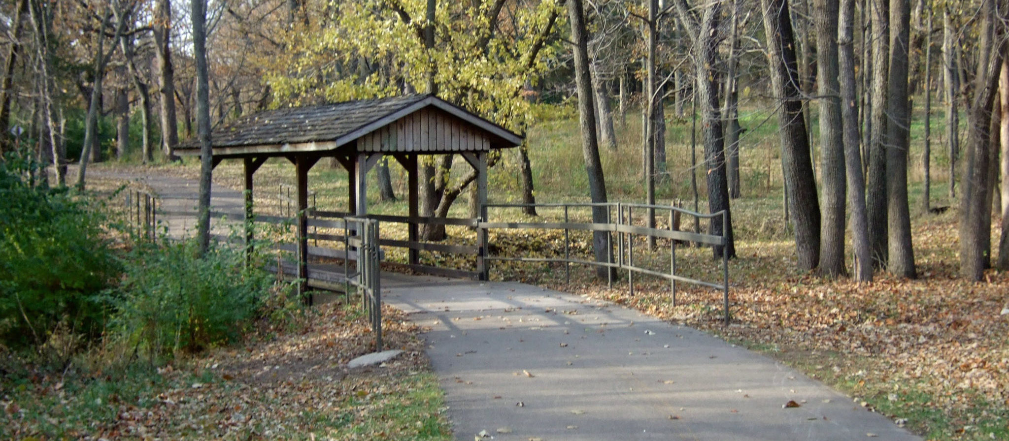 Enjoy the pristine trails found at Kankakee River State Park, where you will find places for hiking, hunting and more.