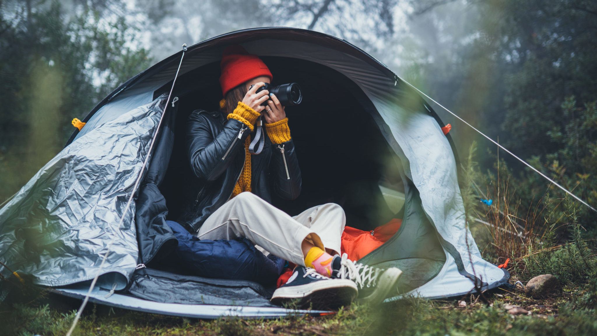 Things to Do While Camping in the Rain