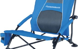 Best Beach Chairs for Bad Backs
