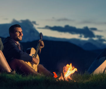 Fun Things to Bring Camping