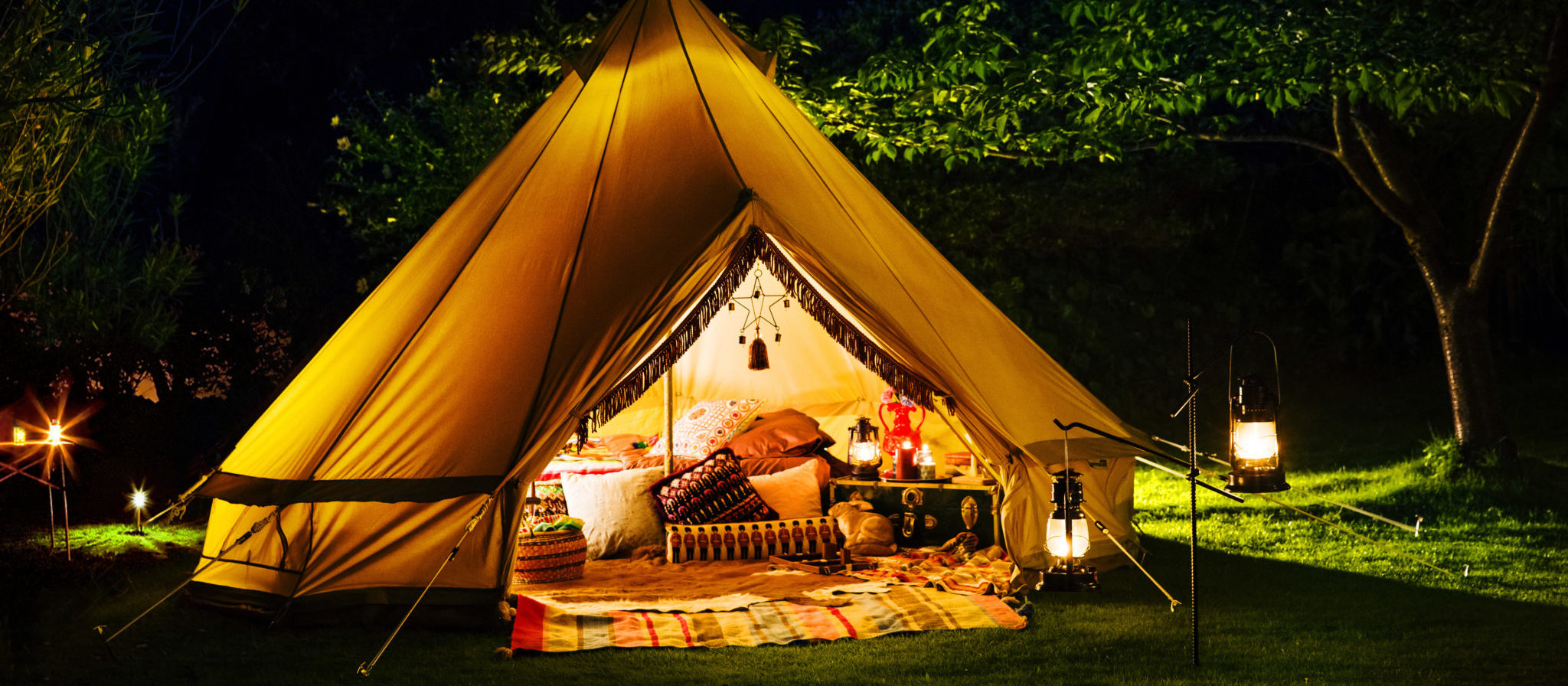 Best Sheets for Camping