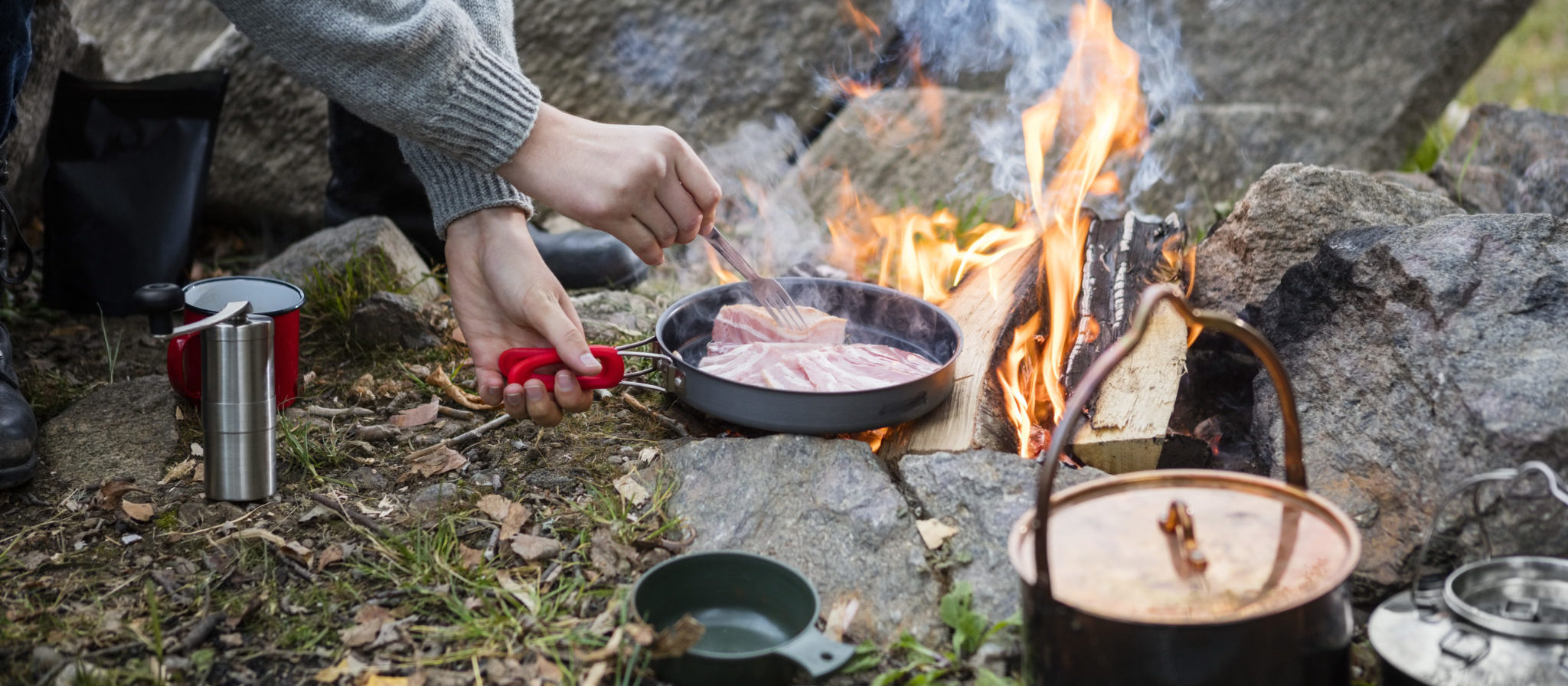 Camping Cooking Equipment List