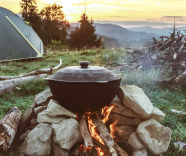 Best Camping Pots and Pans for Family