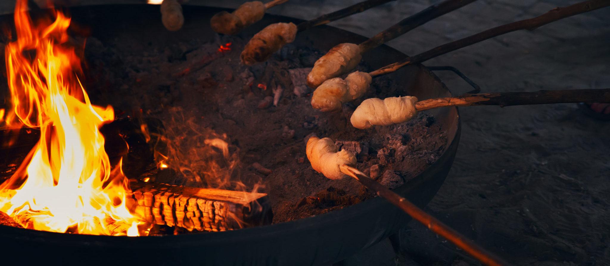 Bonfire Finger Foods