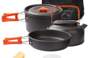 Best Camping Cookware for Family